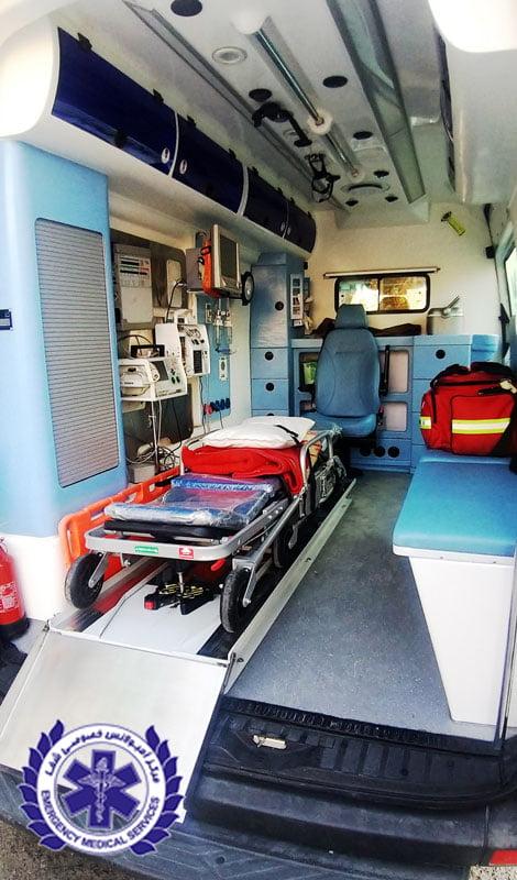 انتقال بیماران به خارج از کشور